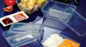 Plastic Rectangular Containers