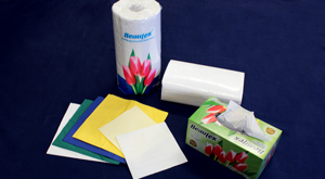 Serviettes, Tissues & Dispensers